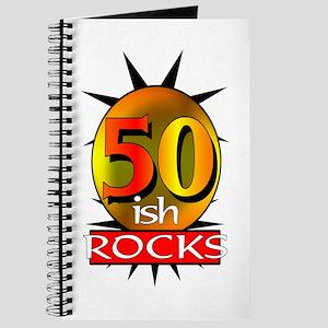 50ish Rocks Journal