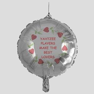 YAHTZEE Mylar Balloon