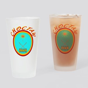 CHOCTAW Drinking Glass