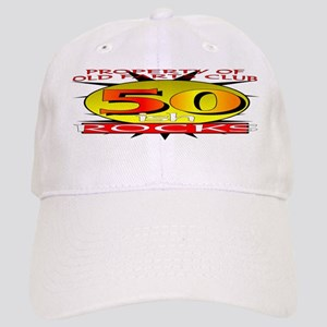 50ish Old Farts Club Cap