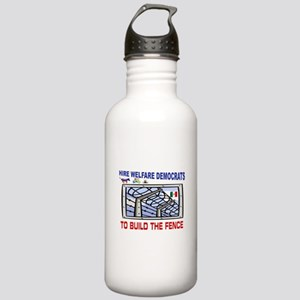 BORDER FENCE Stainless Water Bottle 1.0L