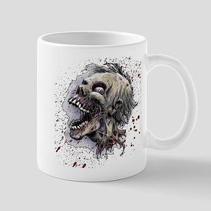 Zombie head Mug