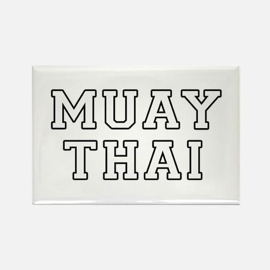 Muay Thai Magnets