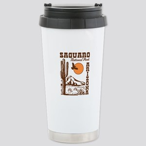 Saguaro National Park Stainless Steel Travel Mug
