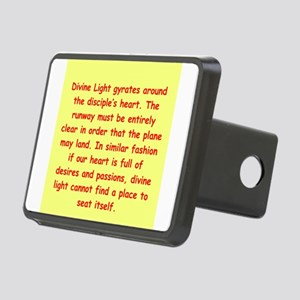 39 Rectangular Hitch Cover