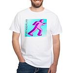 Inline Plus White T-Shirt