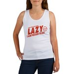 Proud to Be Lazy Women's Tank Top