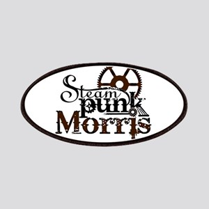Steampunk Morris Patches