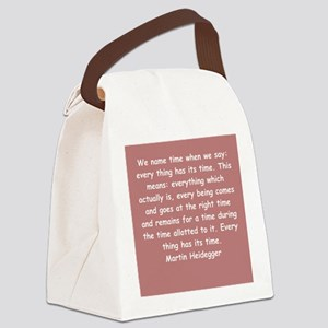 7 Canvas Lunch Bag