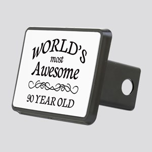 Most Awesome 90 Year Old Rectangular Hitch Cover