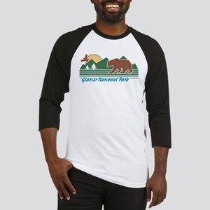 Glacier National Park Baseball Jersey