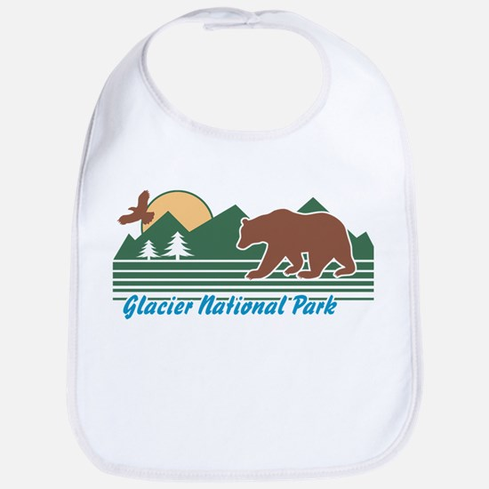 Glacier National Park Bib