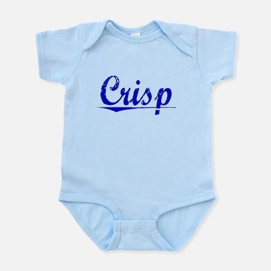 Crisp, Blue, Aged Infant Bodysuit