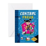 Control Freak Greeting Cards (Pk of 10)