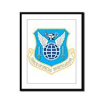 AFOSI logo Framed Panel Print