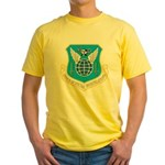 AFOSI logo Yellow T-Shirt