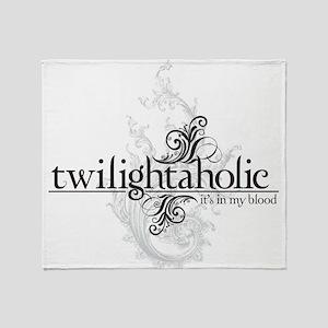 twilightaholic_1-01 Throw Blanket