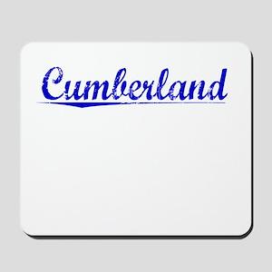 Cumberland, Blue, Aged Mousepad