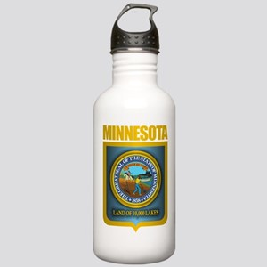Minnesota Gold Label Stainless Water Bottle 1.0L