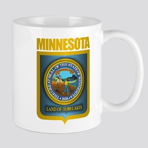 Minnesota Gold Label Mug