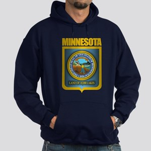 Minnesota Gold Label Hoodie (dark)