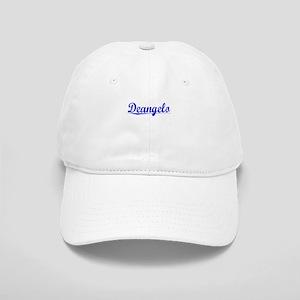Deangelo, Blue, Aged Cap