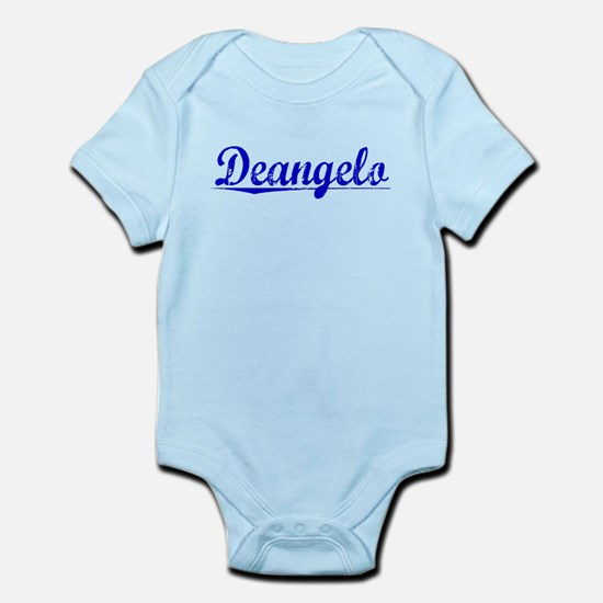 Deangelo, Blue, Aged Infant Bodysuit