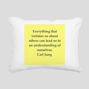 9 Rectangular Canvas Pillow