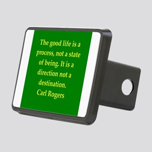5 Rectangular Hitch Cover