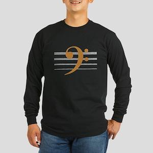 Bass Strings Long Sleeve T-Shirt
