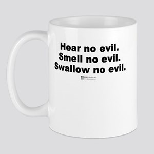 Ear, Nose and Throat Advice - Mug