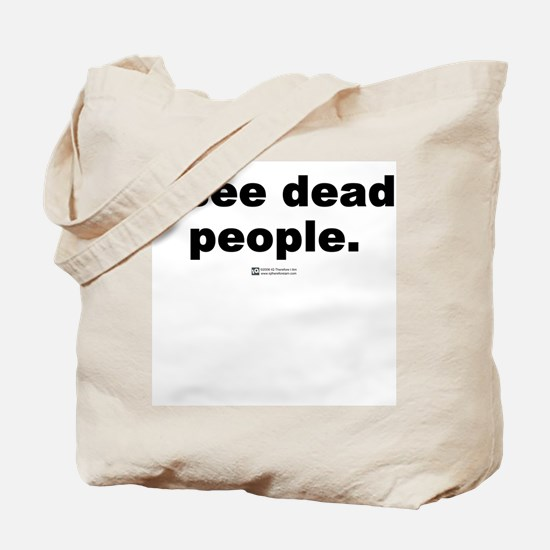 Medical Examiner Mantra -  Tote Bag