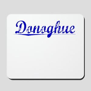 Donoghue, Blue, Aged Mousepad