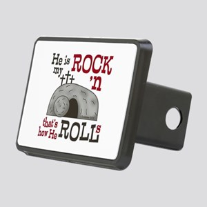 1 Cor 15:3-4 Rectangular Hitch Cover