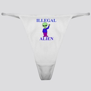 Illegal Alien Classic Thong