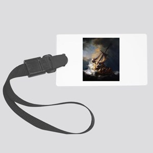 rembrant3 Large Luggage Tag