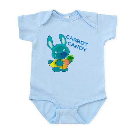 Carrot Candy Infant Bodysuit
