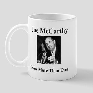 Joe McCarthy Now More Than Ever Mug