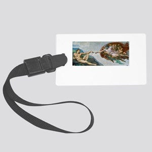 sistine Large Luggage Tag