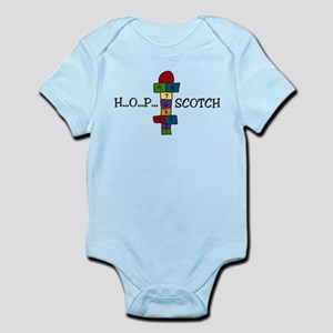 Hopscotch Infant Bodysuit