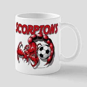 Scorpions Soccer Mug