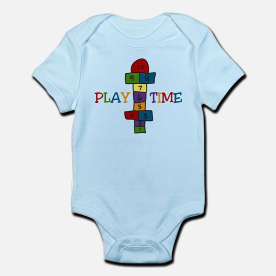 Play Time Infant Bodysuit