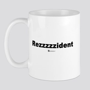 Rezzzzzident -  Mug