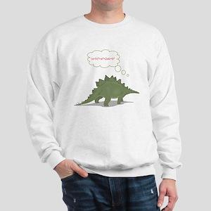 THINKING DINO Sweatshirt