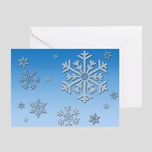Pentacle Card Greeting Cards (Pk of 20)