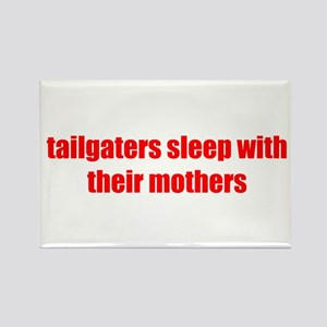 Tailgaters Rectangle Magnet