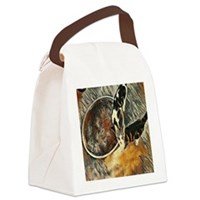 Feeding Time! Canvas Lunch Bag