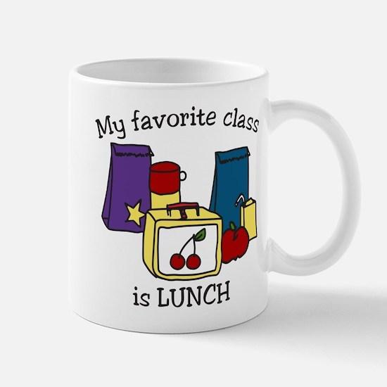 My Favorite Class Mug