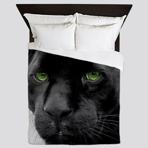 Black Panther Queen Duvet