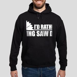 Carpenter Lumberjack Humor Sweatshirt